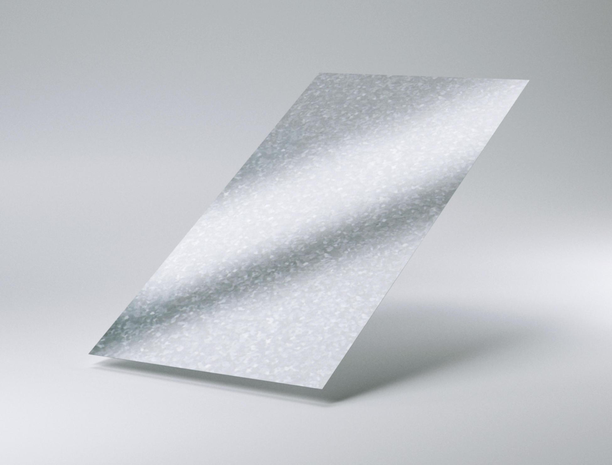 Лист плоский